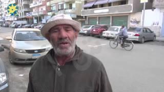 بالفيديو:عم محمد سنان السكاكين في السويس يغني