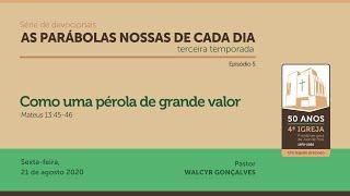 AS PARÁBOLAS NOSSAS DE CADA DIA | terceira temporada