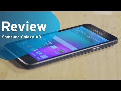 Samsung Galaxy A3 review (Dutch)