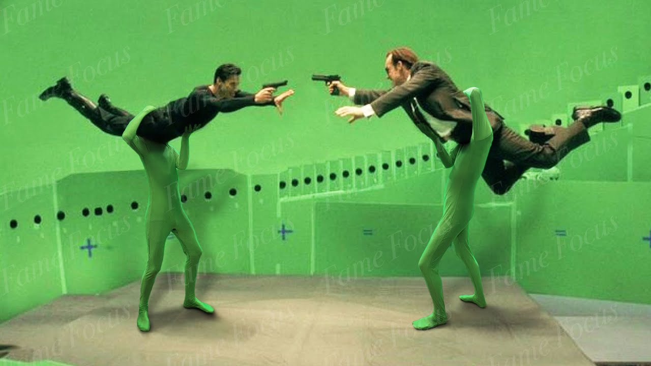 Download This Is What 'The Matrix' Really Looks Like Without CGI!!! - Special Effects Breakdown