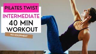 Pilates twists