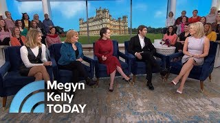 'Downton Abbey' Stars Talk About Possibility Of Movie Spinoff | Megyn Kelly TODAY