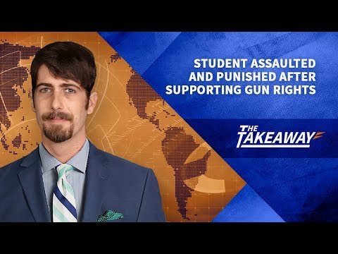 Student Assaulted and Punished After Supporting Gun Rights  |  Alex Newman & Dr. Duke Pesta