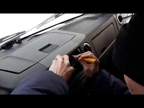 ГАЗель NEXT - Ремонт  проводки двери