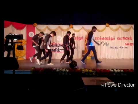 Kalaikuyil Function 2017- Heart Breakers- Prize winning dance - IRTT college Erode 2017