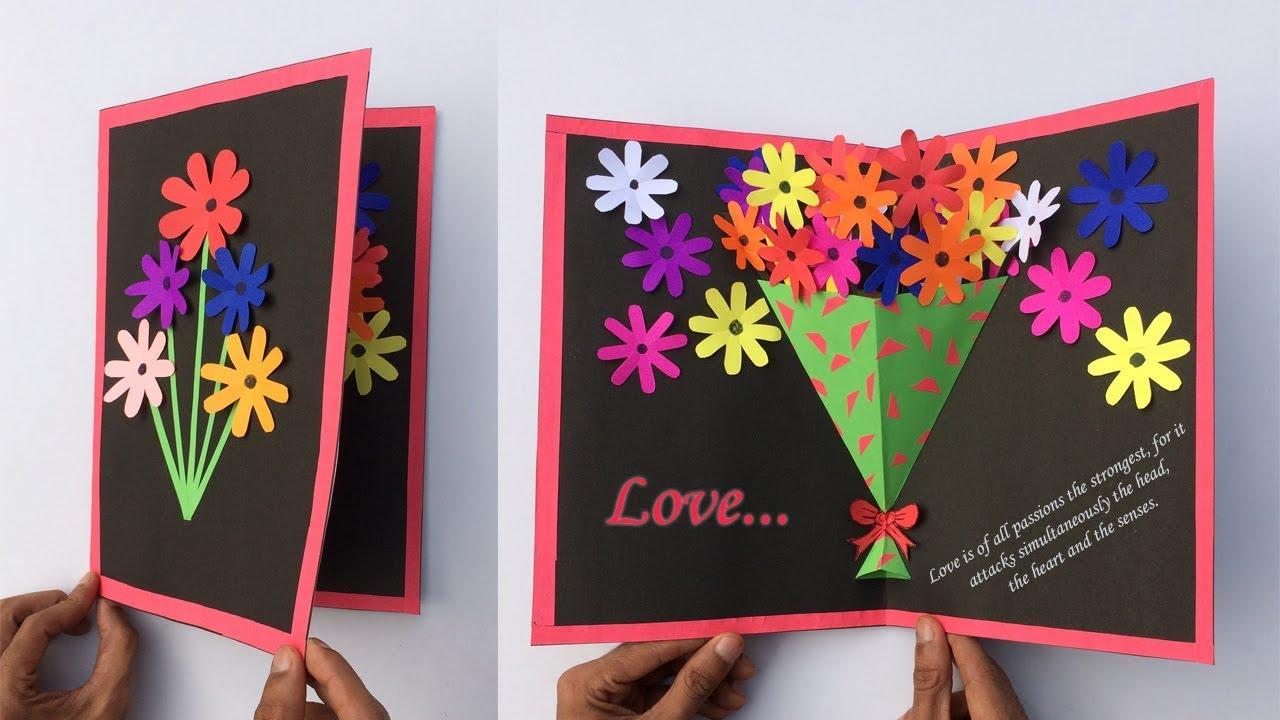 valentine card design happy birthday ka card banana bataye