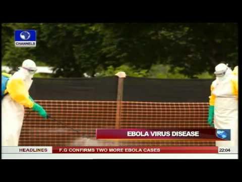 News@10: Ebola Virus Declared As An International Emergency By W.H.O