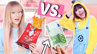 BFF Battle ⚡️ 100€ und 1 Stunde Zeit | ViktoriaSarina