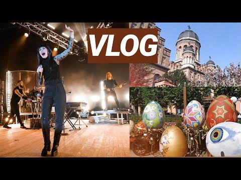 VLOG 8: ЧЕРНОВЦЫ | концерт The HARDKISS Летний театр | ИВАНО-ФРАНКОВСК | Карпатський простір | Львов