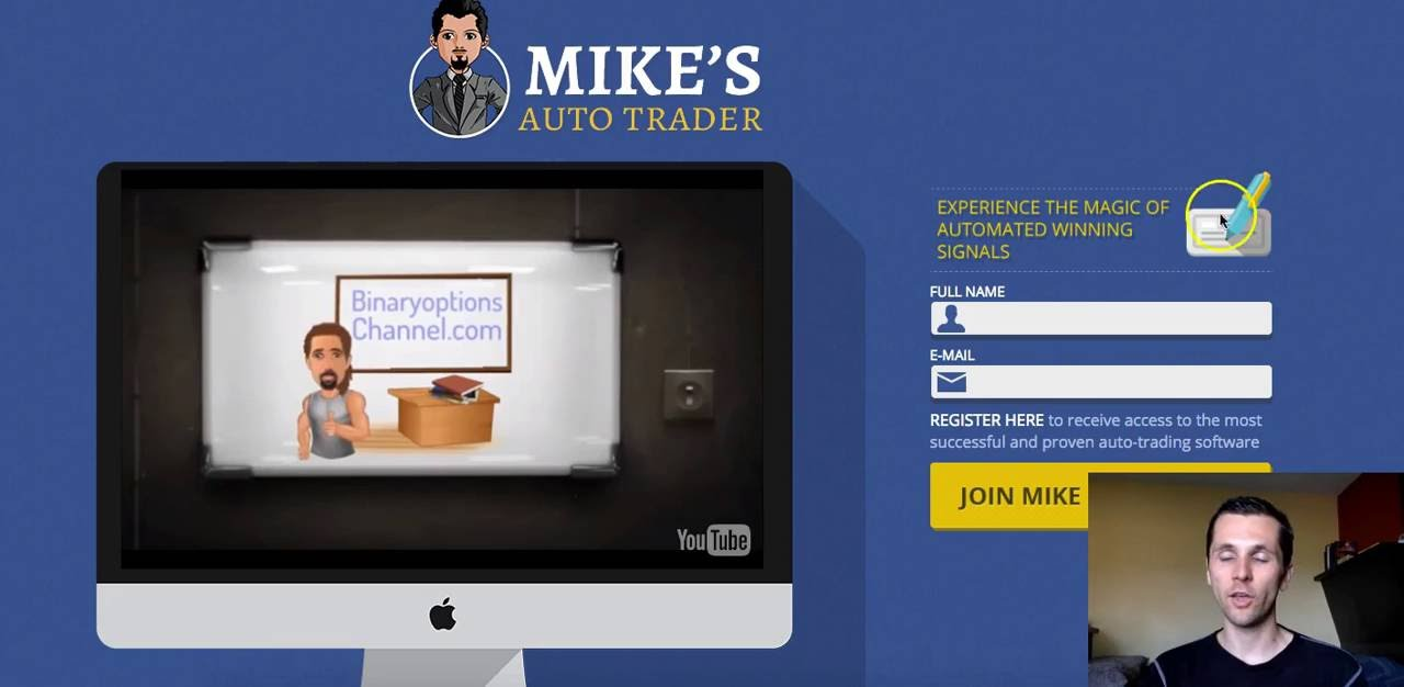 Mike's binary options channel