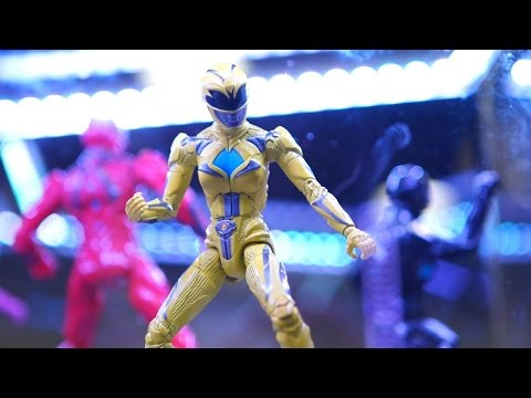 First Look at Power Rangers Reboot Action Figures - IGN Access