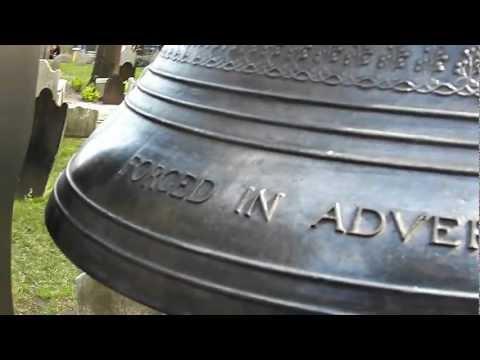Bell of Hope St Pauls Chapel NYC WTC
