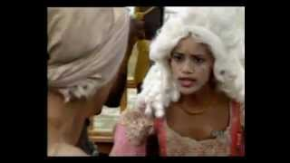 Xica avisa Rosa para fugir