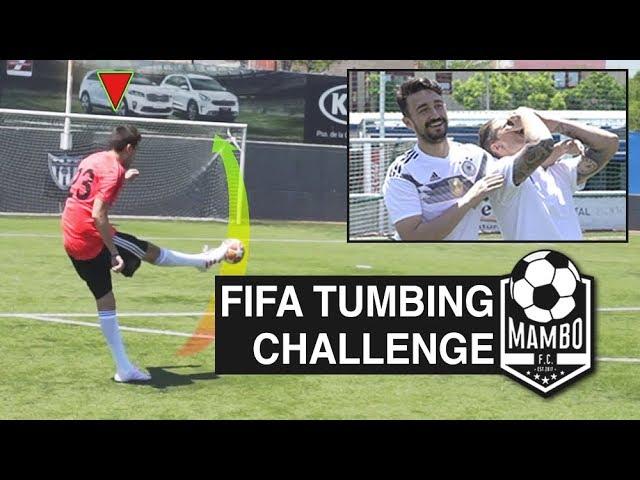 FIFA 19 CHALLENGE ¡EL TIRO MÁS CHETADO!   MAMBO FC