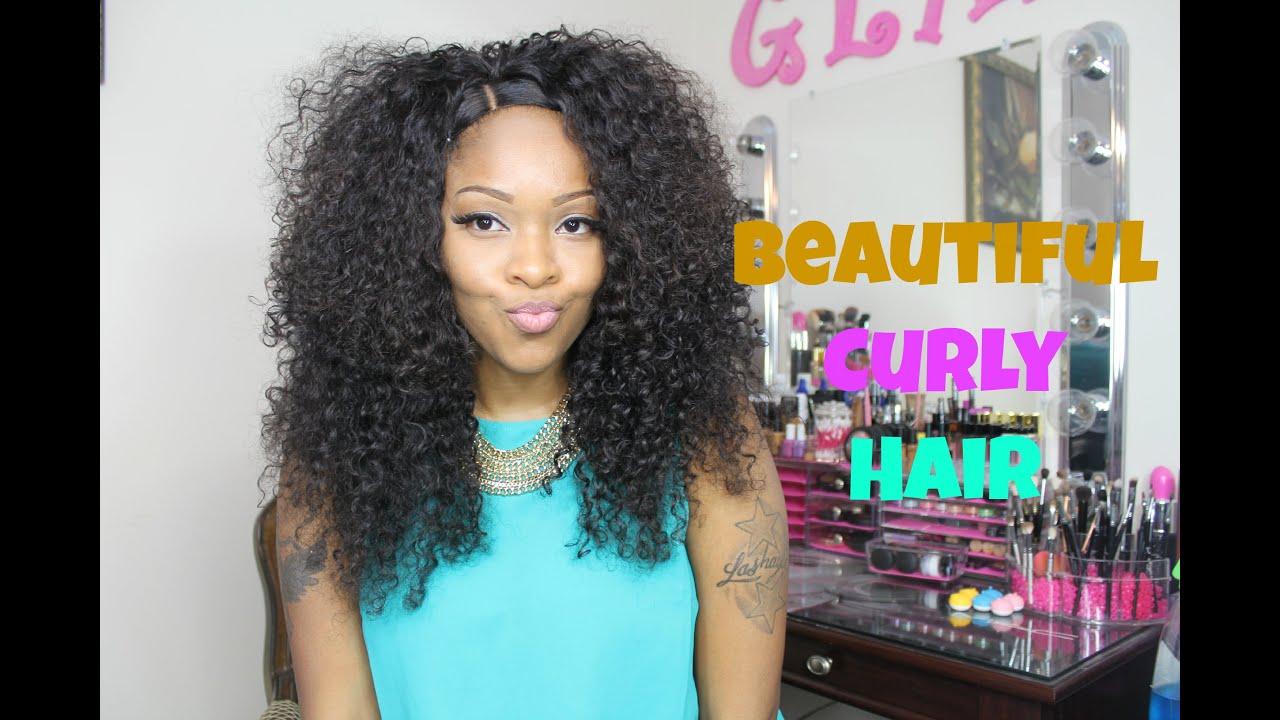 beautiful big curly hair princess