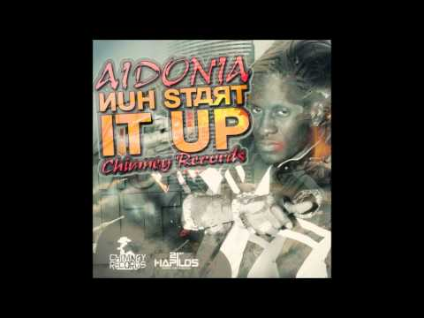 Aidonia - Nuh Start It Up - July 2012 @GULLYDAN_GSP