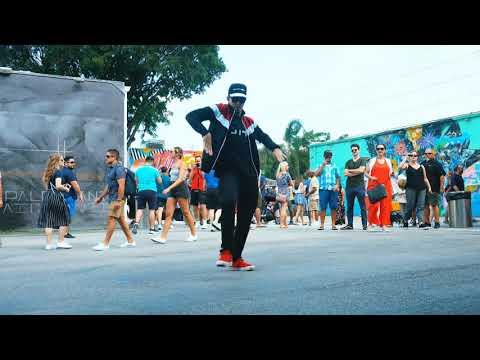 "Aaron Smith ""Dancin (Dance Video) 2019 Popping , Animation,  Gliding Dance"