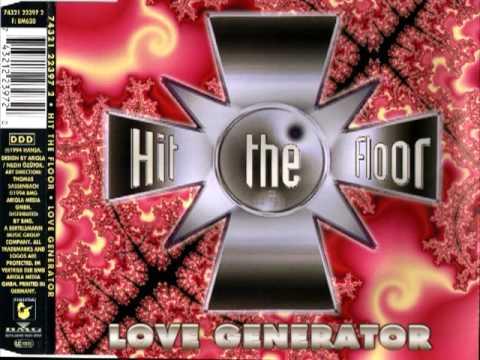 Hit The Floor - Love Generator (Radio Version)
