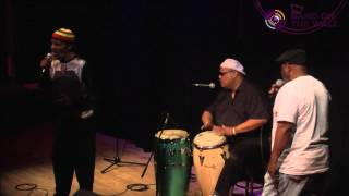 Apples and Snakes: The Last Poets perform