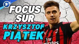 Krzysztof Piątek, la machine à buts polonaise qui fait rêver Milan