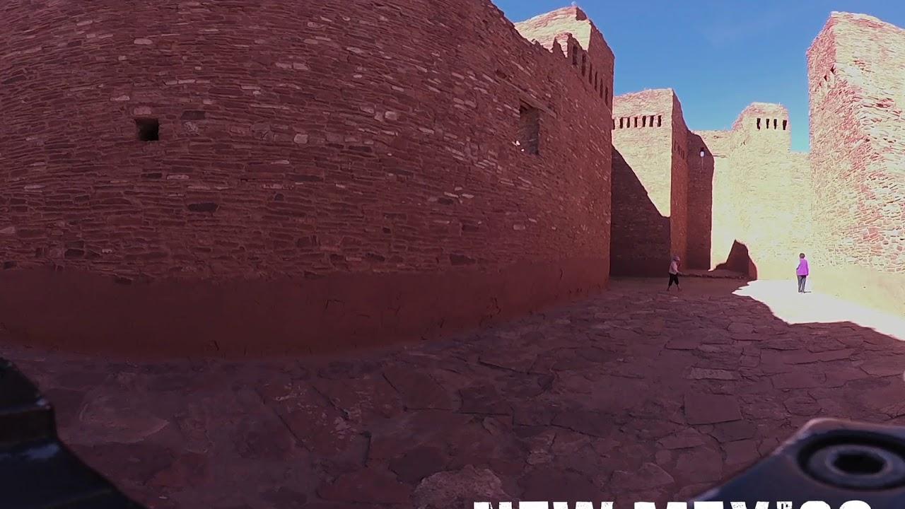 Quarai, Salinas Pueblo Missions, in TRUE 360º