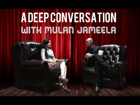 Deddy corbuzier dan Mulan Jameela (A Deep Conversation)