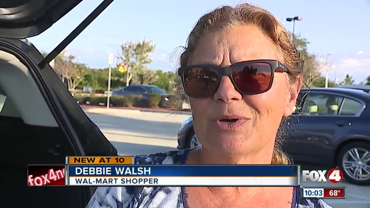 Woman scams Wal-Mart with receipt she found