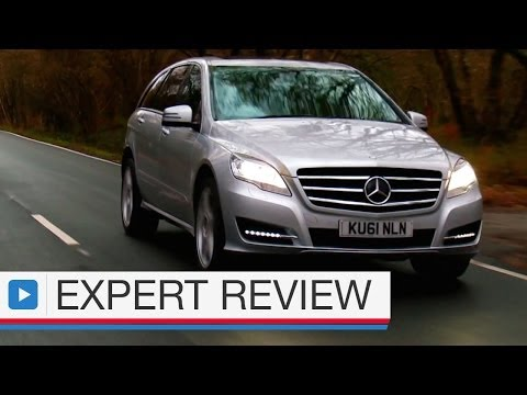 Mercedes R-Class MPV expert car review