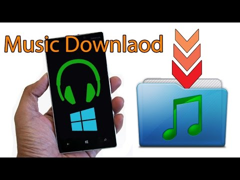 Downlaod Song in your Windows Phone Music Library