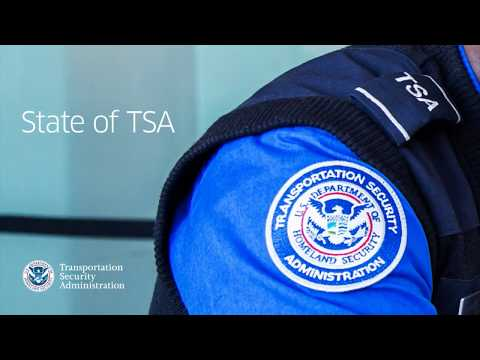 "2018 ""State of TSA"" Address"