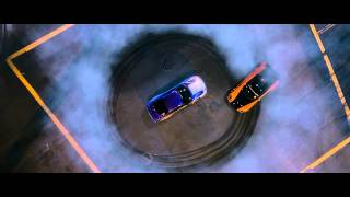 The Fast And The Furious - Tokyo Drift (2006) - Han Circling In His Mazda RX-7