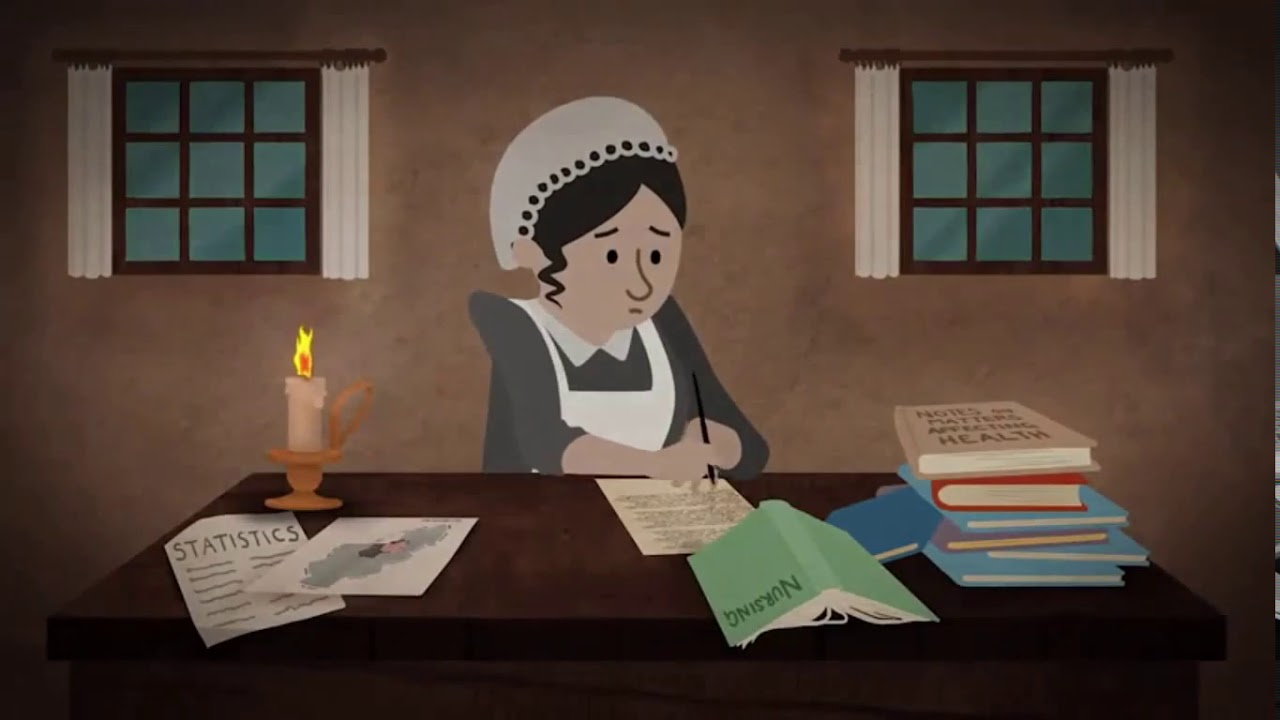 Download Tale of Florence Nightingale by British Council (PlayBenimation)