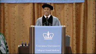Columbia Dental Commencement Speech 2015
