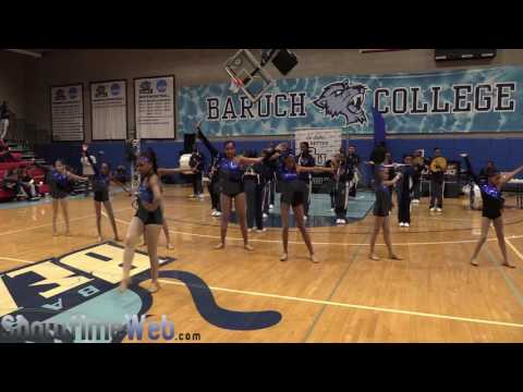 R.T.C.A Marching Eagle Band vs Horace Mann Marching Band - 2017 Battle in the Apple BITA