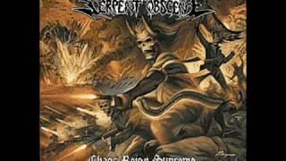 Serpent Obscene - Crescendo Of Violence