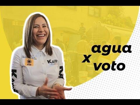 Agua a Cambio del Voto: El Chantaje que dicen sufrir en la CDMX