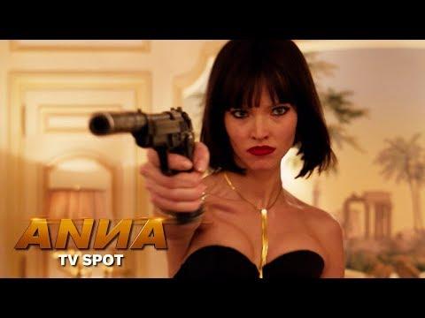 """Anna (2019 Movie) Official TV Spot """"Pay"""" – Sasha Luss, Luke Evans, Cillian Murphy, Helen Mirren"""