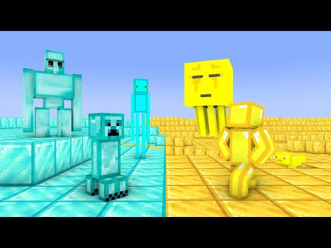Monster School : Season 2 All Episodes - minecraft animation