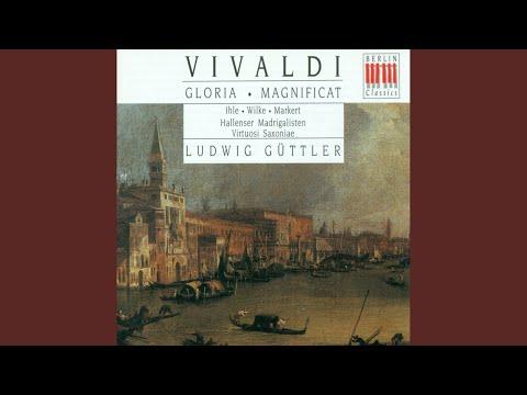 Gloria In D Major, RV 589: Laudamus Te (Soprano Duet)