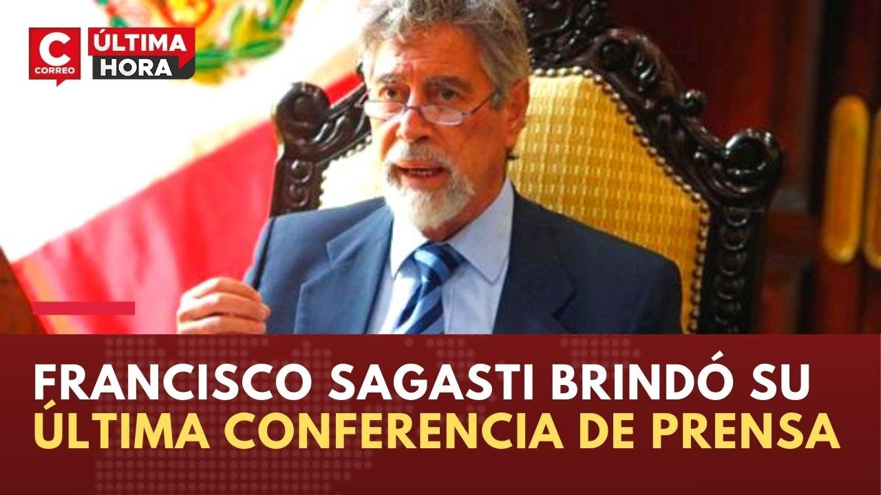 Sagasti espera que en los próximos meses relación entre el Congreso y el Ejecutivo sea lo más fluida