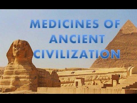 MEDICINES OF ANCIENT CIVILIZATIONS / Branislav Mihajlovic, MD. Ph.D, Professor