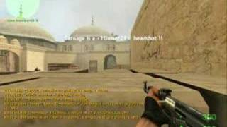 Counter Strike Source headshot