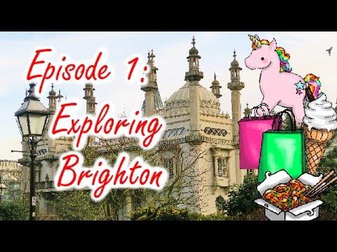 Ep 1: Exploring Brighton