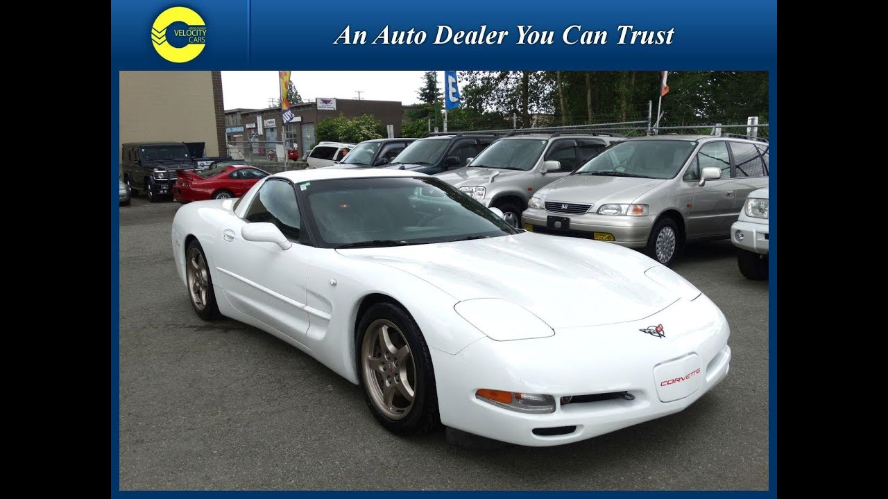 1999 Chevrolet Corvette C5 LS1 V8 for sale in Vancouver BC Canada