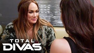 Nia Jax apologizes to Carmella: Total Divas: Nov. 12, 2019