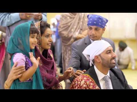 Sikh (Punjabi) Engagement in San Jose, California | True North Studios