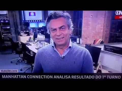 JORNALISTA DIOGO MAINARDI Desmascarou As Pesquisas Da REDE GLOBO!!!