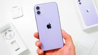 iPhone 11 Unboxing & Impressions! What's New?