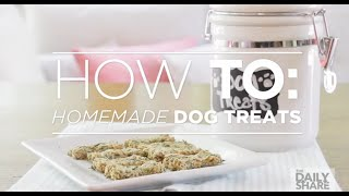 Easy Diy Dog Treats Will Give Your Pup Fresh Breath