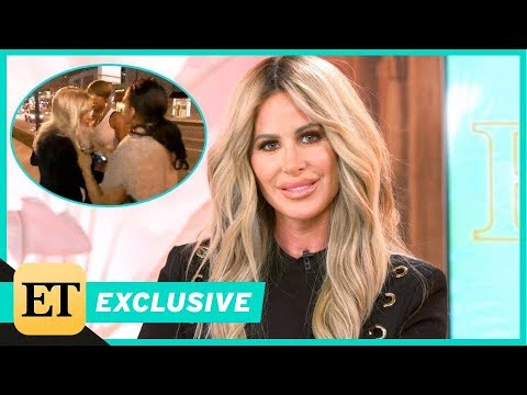 Download Youtube: Kim Zolciak Biermann Watches 'RHOA' Wig-Pulling Fight for First Time in 10 Years! (Exclusive)